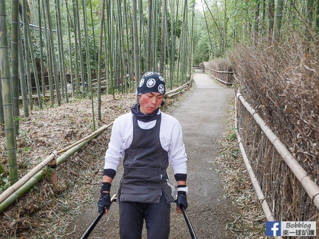 京都嵐山人力車-19