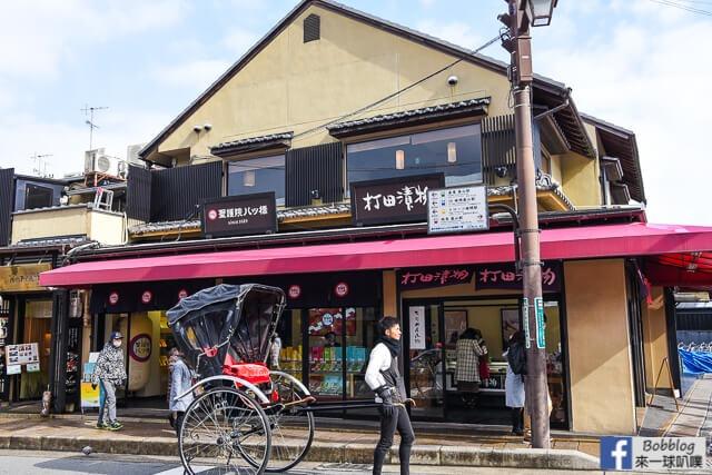 延伸閱讀:京都嵐山人力車體驗/嵐山人力車預約(遊竹林小徑野宮神社)