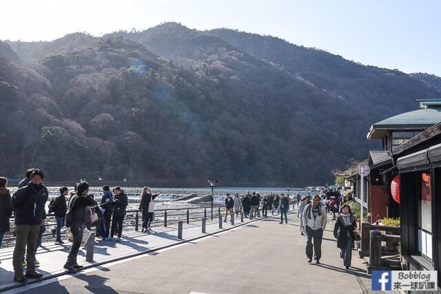 京都嵐山人力車-34