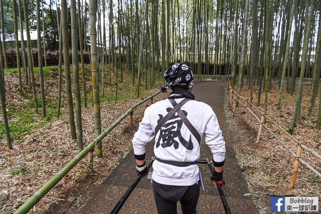 京都嵐山人力車-42