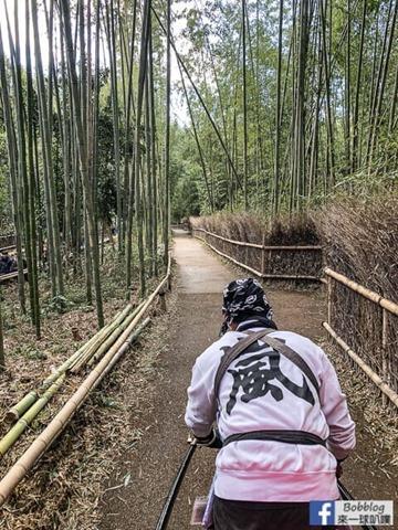 京都嵐山人力車-57