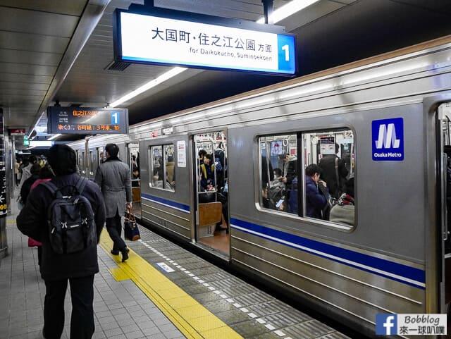 大阪地鐵巴士1日乗車券介紹&購票(大阪地下鐵與市營巴士搭到飽)