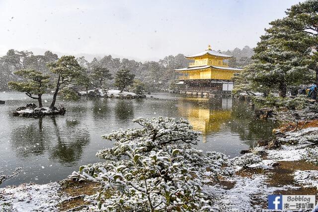 延伸閱讀:京都金閣寺雪金閣(夢幻京都冬季美景)