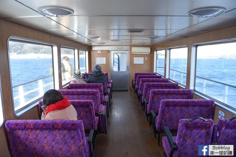 Amanohashidate-Sightseeing-Boat-13