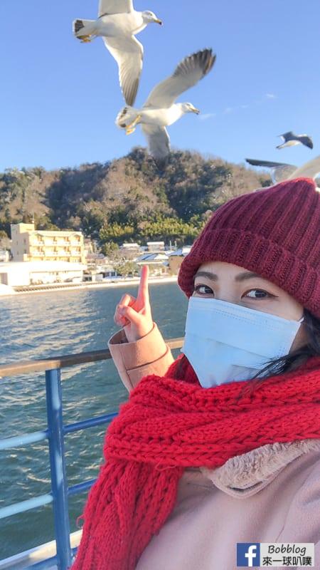 Amanohashidate-Sightseeing-Boat-25