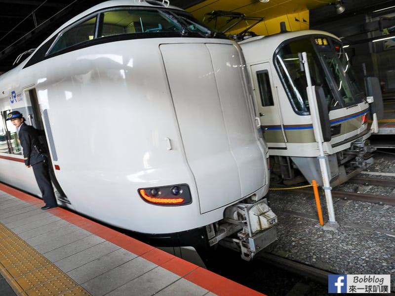 延伸閱讀:京都搭JR鐵路到天橋立交通|特急列車橋立號(はしだて)