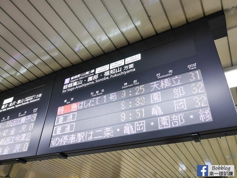 Amanohashidate-transport