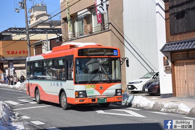 延伸閱讀:京都府北部丹後市巴士|丹海巴士路線、天橋立搭巴士到伊根町
