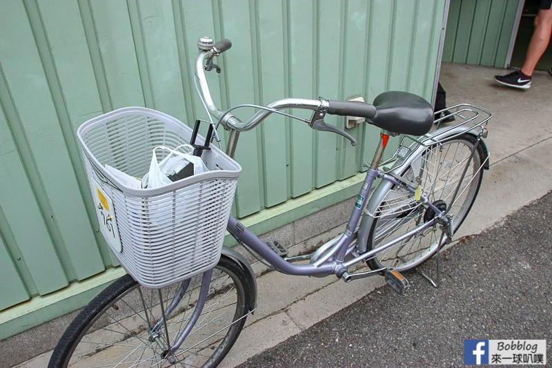 延伸閱讀:京都嵐山租腳踏車、嵐山車站寄物地點整理