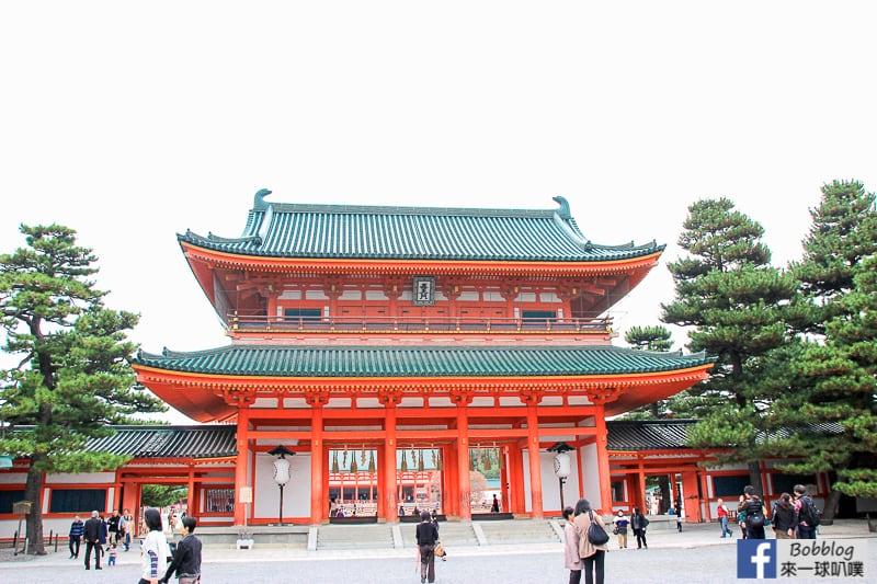 HeianJingu-shrine-3