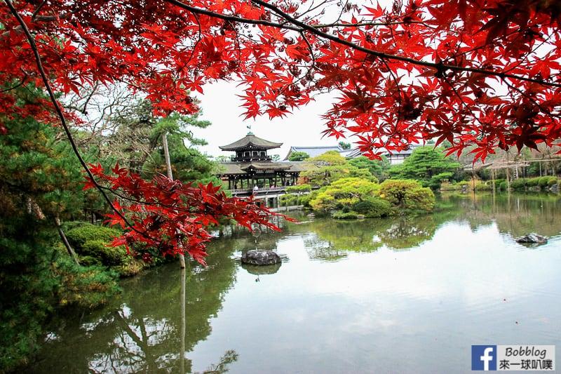 延伸閱讀:京都景點|平安神宮(巨無霸鳥居、春天賞櫻秋天賞楓)