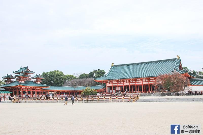 HeianJingu-shrine-9