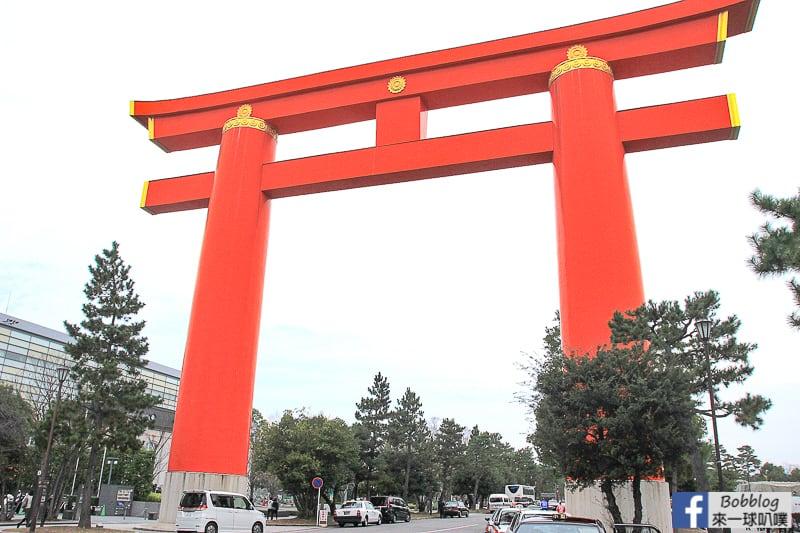 HeianJingu-shrine