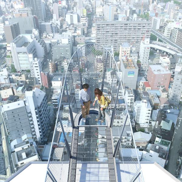 [大阪新世界景點]通天閣(大阪市景,大阪周遊券免費)