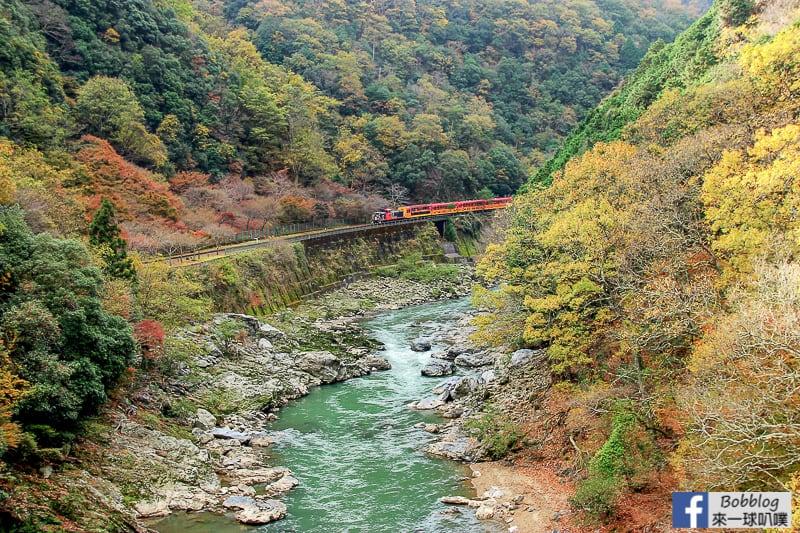 延伸閱讀:JR保津峽車站拍嵐山小火車(美麗溪谷山景映入眼裡)