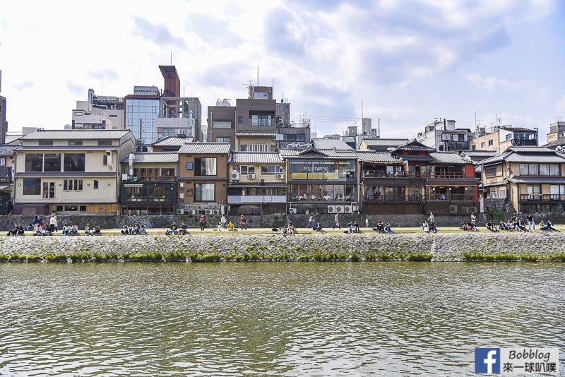 Kamogawa River sakura-13