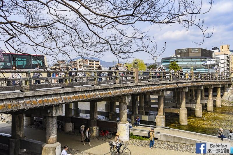 Kamogawa River sakura-36