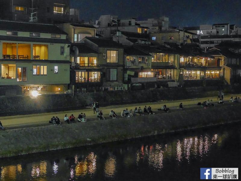 Kamogawa River sakura-40