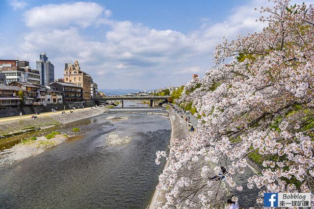 延伸閱讀:京都鴨川散步,京都鴨川櫻花行程(散步在鴨川櫻花大道)