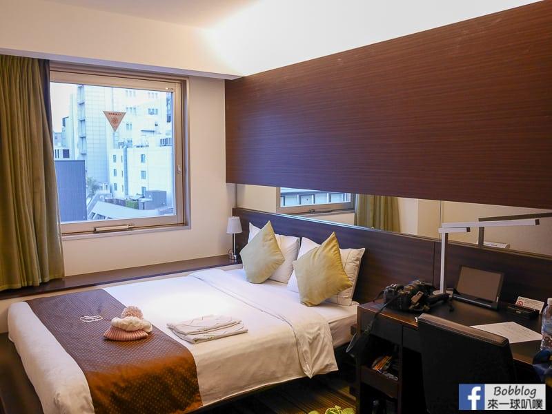 大阪住宿|大阪北濱布萊頓都市酒店(飯店新、價格平價、交通又方便)