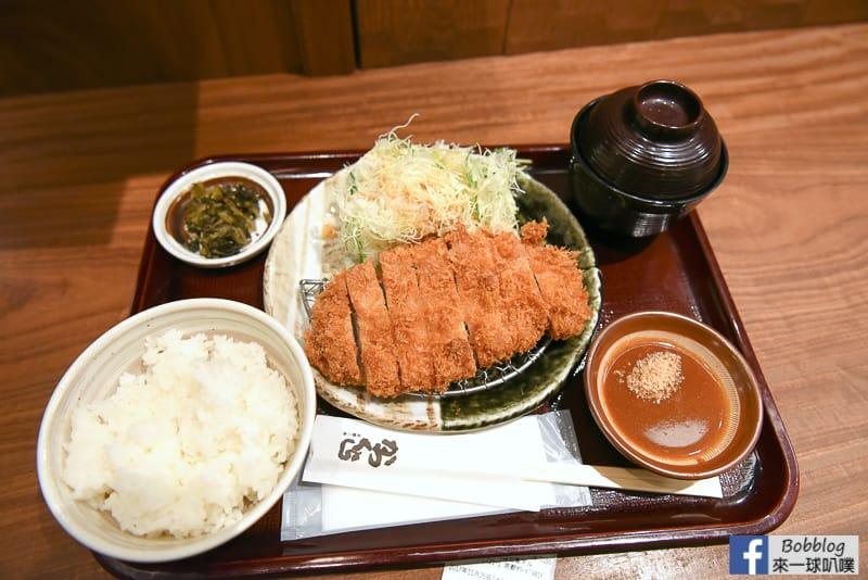 延伸閱讀:[京都車站美食]名代とんかつかつくら炸豬排(外脆內嫩好吃豬排)
