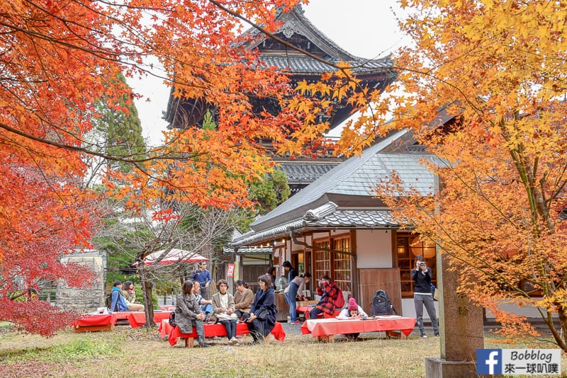 延伸閱讀:京都嵐山清涼寺(免費賞楓景點,美麗楓葉不輸人!)