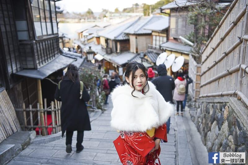 延伸閱讀:京都租和服推薦-京都和服體驗夢館預約租借,穿和服必拍景點