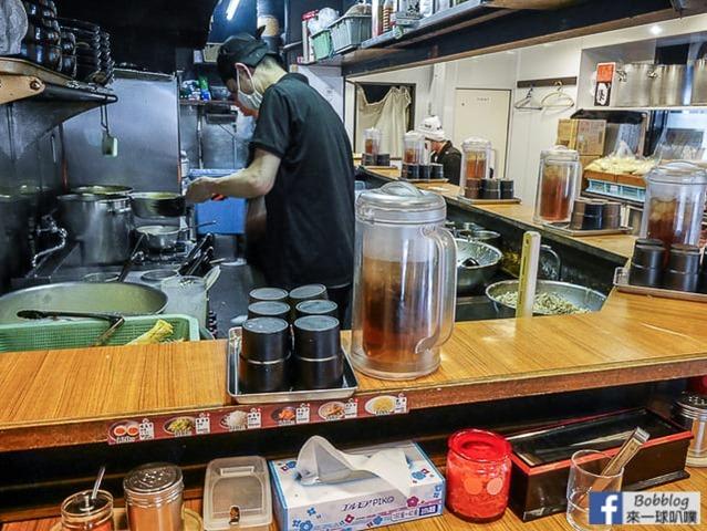 [大阪美食]天地人平價燒肉丼(拉麵/燒肉蓋飯)