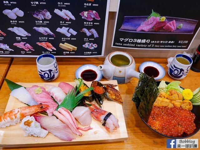 大阪木津市場攻略美食整理(各式平價鮮魚、鮮肉、蔬果)