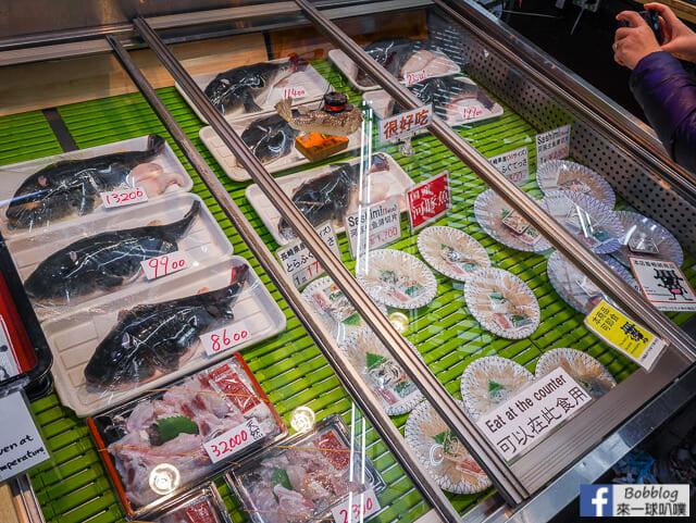 大阪黑門市場美食逛街攻略(14間美食、5間藥妝、店鋪、交通)