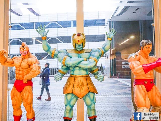 大阪Spa World溫泉大世界-41