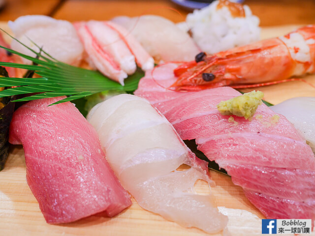 [大阪木津市場美食]まるよし壽司海鮮丼(好吃平價壽司)