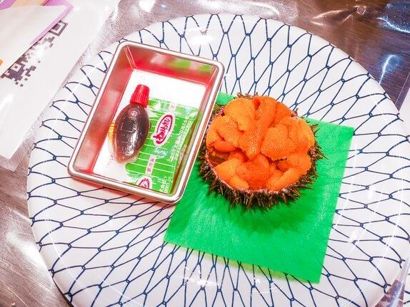 大阪黑門市場西川鮮魚-14