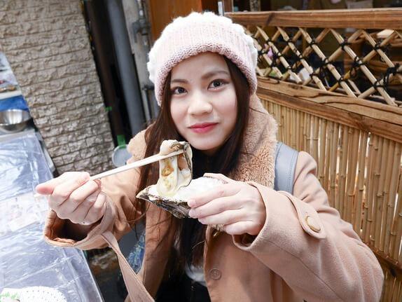 大阪黑門市場西川鮮魚-2