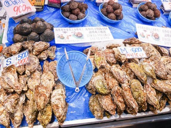 大阪黑門市場西川鮮魚-4