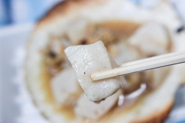 大阪黑門市場魚福烤扇貝-4