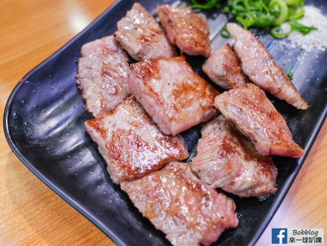 延伸閱讀:[大阪黑門市場A4A5和牛]丸善食肉店(2000日幣美味多汁神戶牛)