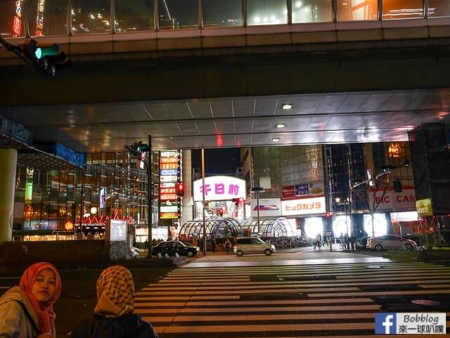 [大阪逛街]千日前商店街/難波南海通商店街(逛街地圖|美食整理)