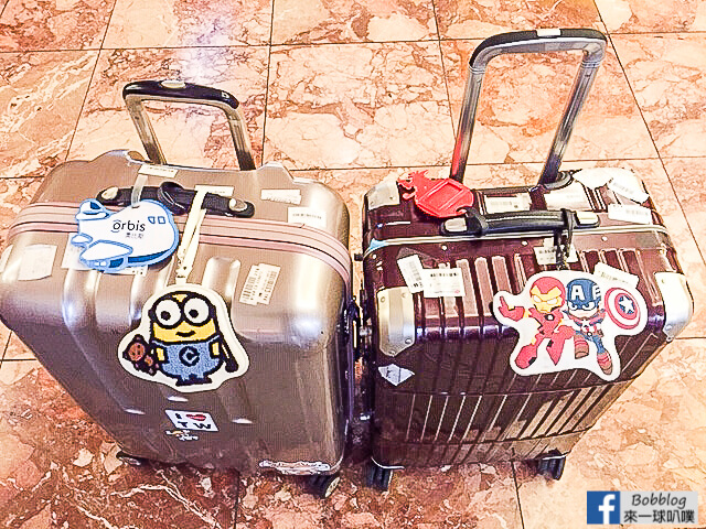 Luggagent行李特工(KLOOK關西機場/東京機場行李寄送)