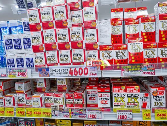 難波戎橋筋商店街-34