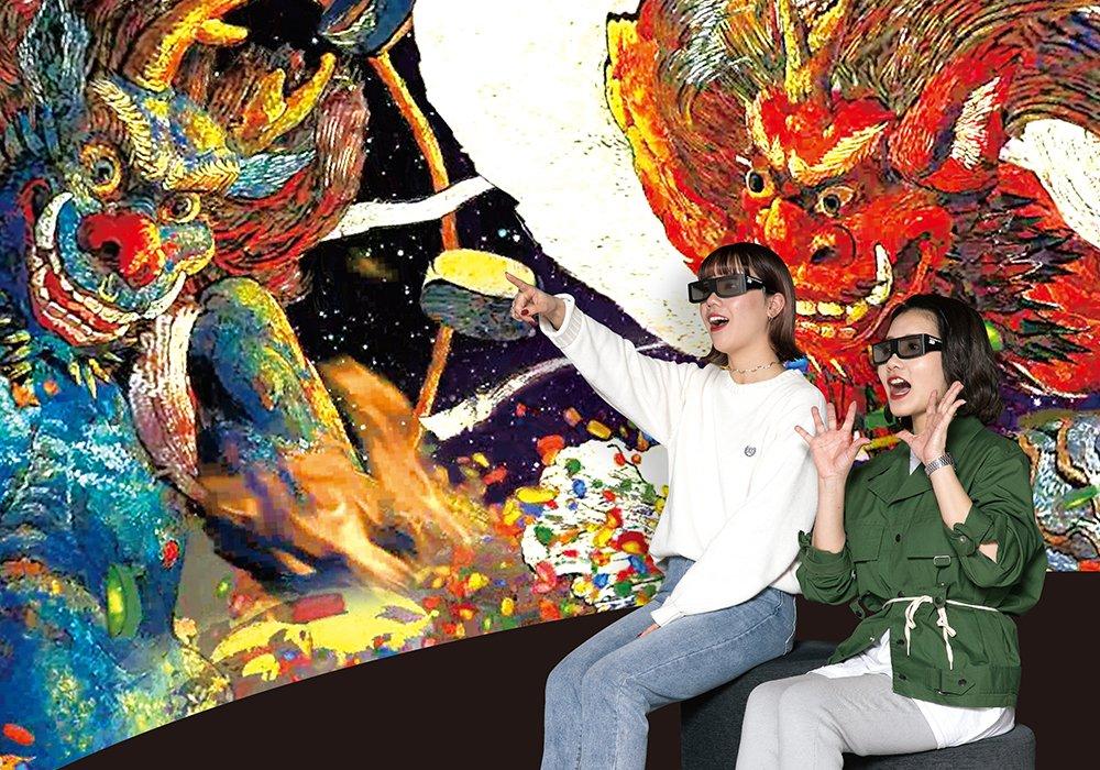 大阪梅田藍天大廈空中庭園展望台夜景(360度看大阪市景太浪漫)