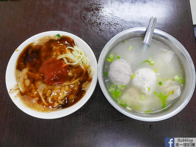 網站近期文章:新竹忠貞新村原巷子麵(重口味偏甜醬乾麵,清淡湯品)