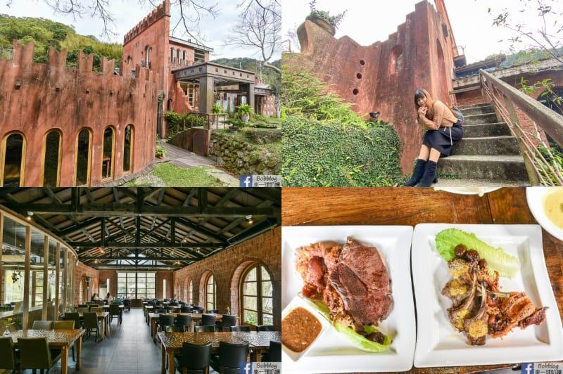 延伸閱讀:苗栗景觀餐廳| 漫步雲端森林廚房(城堡莊園餐廳,好拍照,寵物友善)