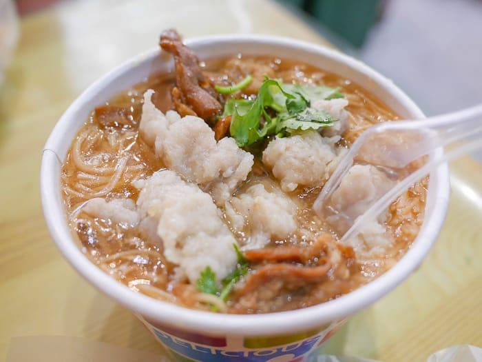 Baoshan Township breakfast 11
