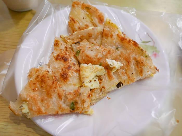 Baoshan Township breakfast 8