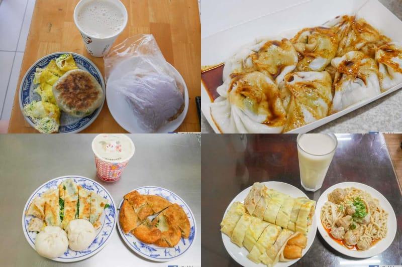 網站近期文章:新竹市區10間早餐推薦整理
