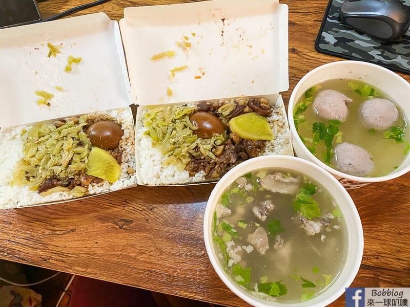 新竹學府路美食|阿寶滷肉飯(平價滷肉飯、麵食、湯品、小菜)