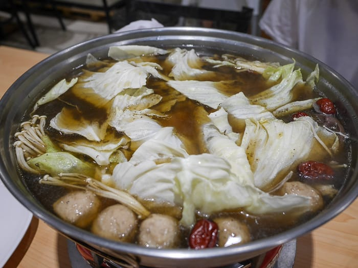 Ginger chicken soup 16