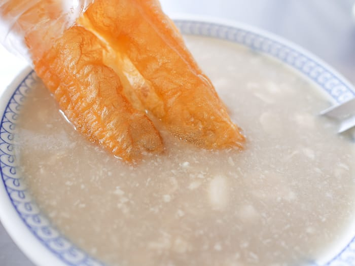 Hsinchu Peanut soup 11