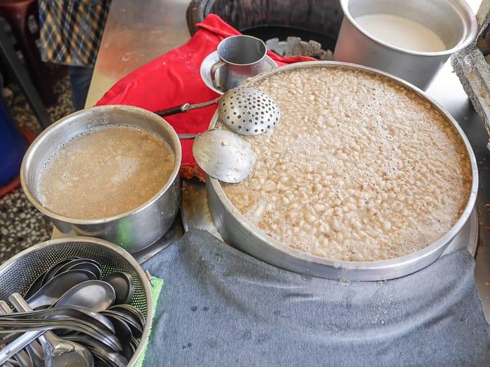 Hsinchu Peanut soup 5